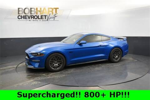 2019 Ford Mustang for sale at BOB HART CHEVROLET in Vinita OK