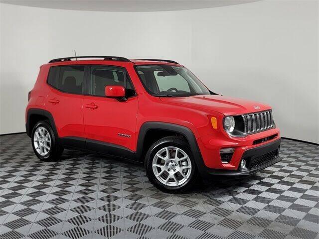 2021 Jeep Renegade for sale in Mobile, AL