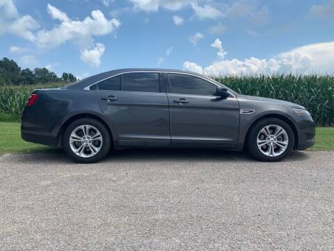 2015 Ford Taurus for sale at Tennessee Valley Wholesale Autos LLC in Huntsville AL