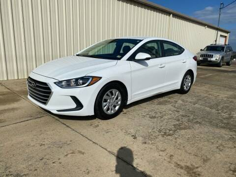 2017 Hyundai Elantra for sale at Freeman Motor Company in Lawrenceville VA