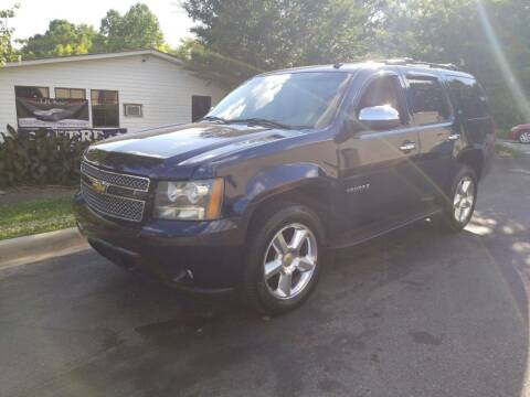 2007 Chevrolet Tahoe for sale at TR MOTORS in Gastonia NC