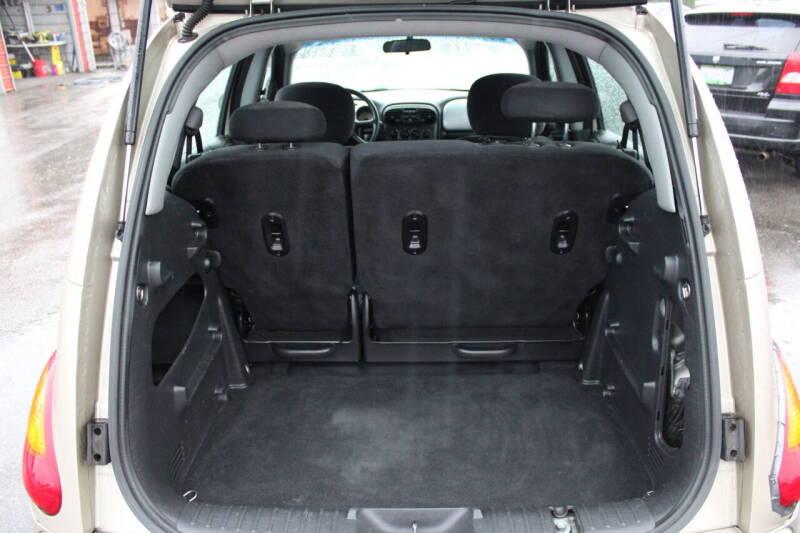 2005 Chrysler PT Cruiser 4dr Wagon - Everett WA