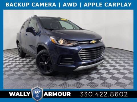 2018 Chevrolet Trax for sale at Wally Armour Chrysler Dodge Jeep Ram in Alliance OH