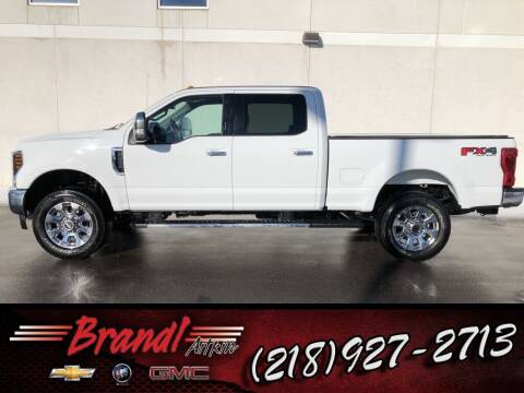 2019 Ford F-250 Super Duty for sale at Brandl GM in Aitkin MN