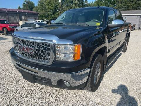 2011 GMC Sierra 1500 for sale at Davidson Auto Deals in Syracuse IN