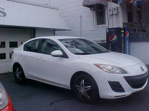 2010 Mazda MAZDA3 for sale at Bates Auto & Truck Center in Zanesville OH