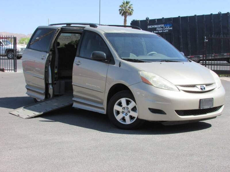 2010 Toyota Sienna for sale at Best Auto Buy in Las Vegas NV