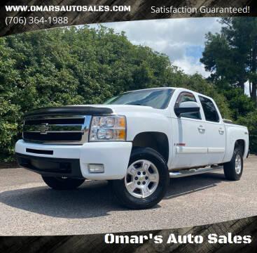 2007 Chevrolet Silverado 1500 for sale at Omar's Auto Sales in Martinez GA