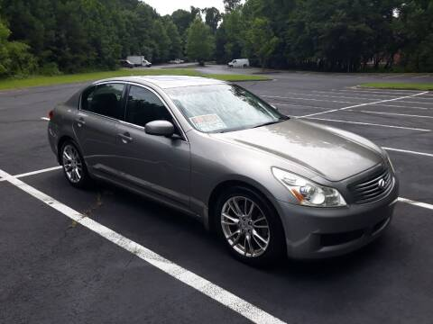 2008 Infiniti G35 for sale at JCW AUTO BROKERS in Douglasville GA