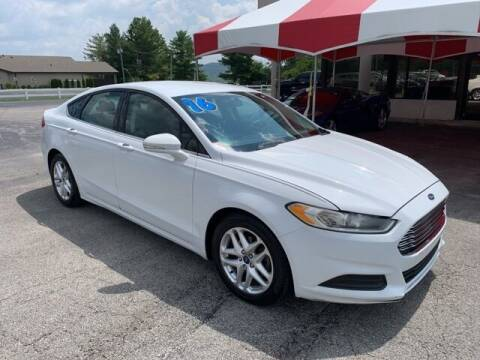 2016 Ford Fusion for sale at Tim Short Auto Mall in Corbin KY