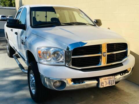 2007 Dodge Ram Pickup 2500 for sale at Auto Zoom 916 Rancho Cordova in Rancho Cordova CA