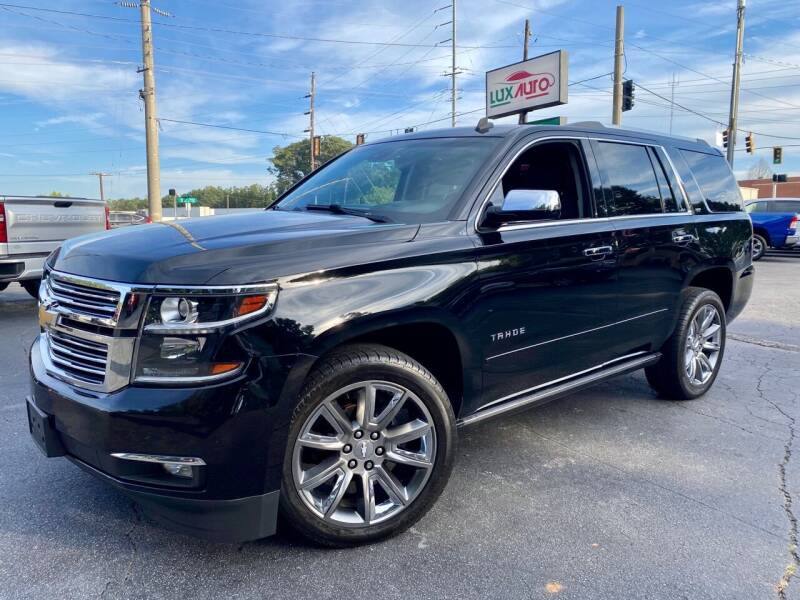 2015 Chevrolet Tahoe for sale at Lux Auto in Lawrenceville GA
