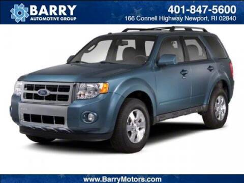 2010 Ford Escape for sale at BARRYS Auto Group Inc in Newport RI