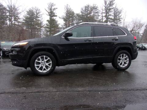 2014 Jeep Cherokee for sale at Mark's Discount Truck & Auto Sales in Londonderry NH