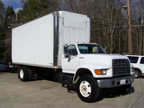 1999 Ford F-800