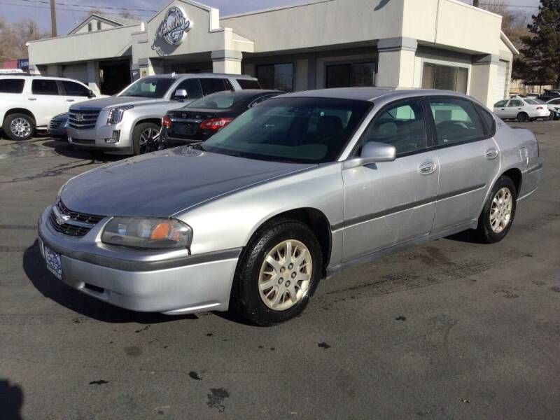 2005 Chevrolet Impala for sale at Beutler Auto Sales in Clearfield UT