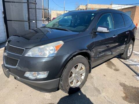 2009 Chevrolet Traverse for sale at Square Business Automotive in Milwaukee WI