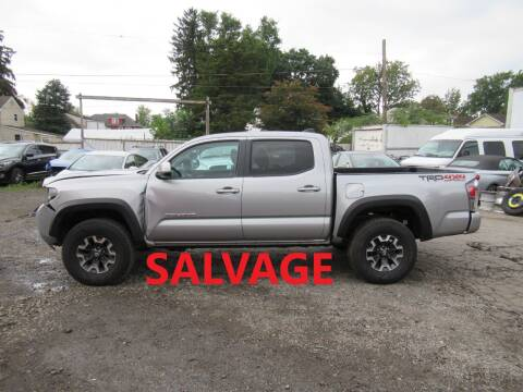 2021 Toyota Tacoma for sale at PRESTIGE IMPORT AUTO SALES in Morrisville PA