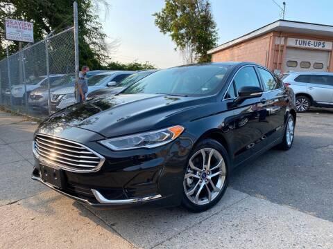 2019 Ford Fusion for sale at Seaview Motors and Repair LLC in Bridgeport CT