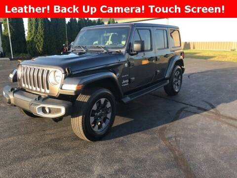 2018 Jeep Wrangler Unlimited for sale at Rino's Auto Sales in Celina OH