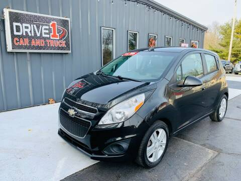 2013 Chevrolet Spark for sale at Drive 1 Car & Truck in Springfield OH