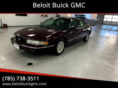 1996 Chrysler LHS for sale at Beloit Buick GMC in Beloit KS