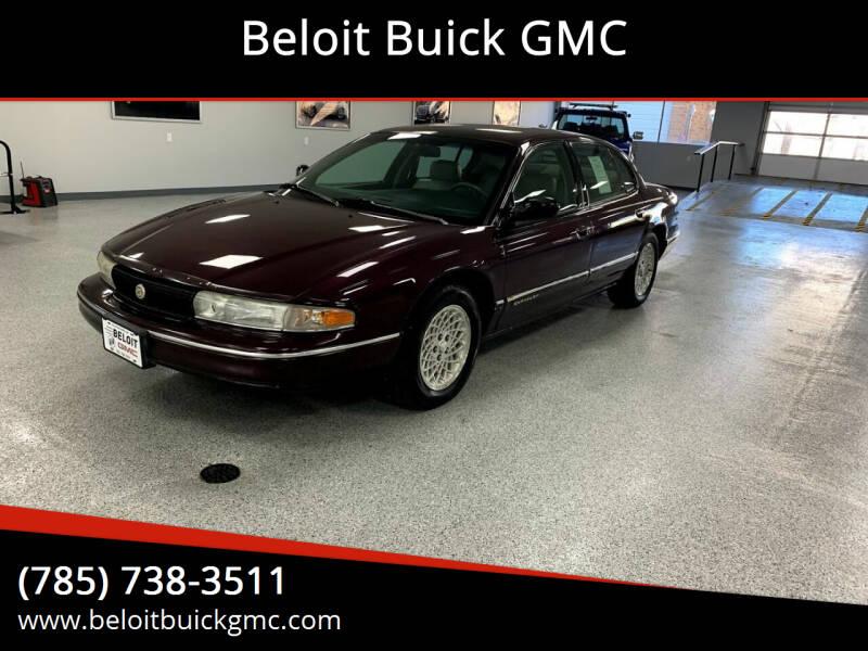 1996 Chrysler LHS for sale at Beloit Buick GMC in Beloit KS