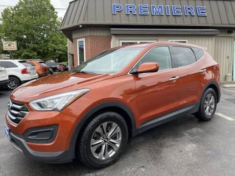 2016 Hyundai Santa Fe Sport for sale at Premiere Auto Sales in Washington PA