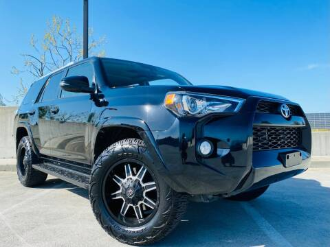 2015 Toyota 4Runner for sale at Bay Cars R Us in San Jose CA