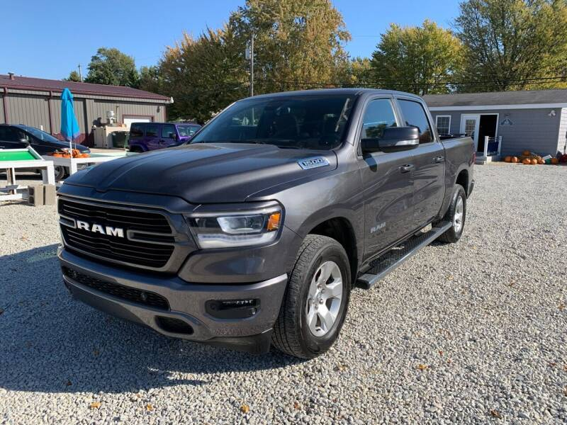 2019 RAM Ram Pickup 1500 for sale at Davidson Auto Deals in Syracuse IN