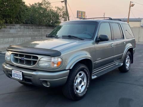 2001 Ford Explorer for sale at Golden Deals Motors in Orangevale CA