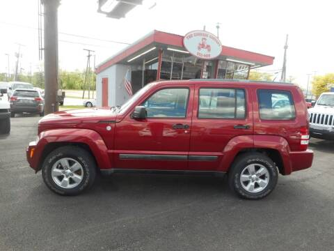 2011 Jeep Liberty for sale at The Carriage Company in Lancaster OH