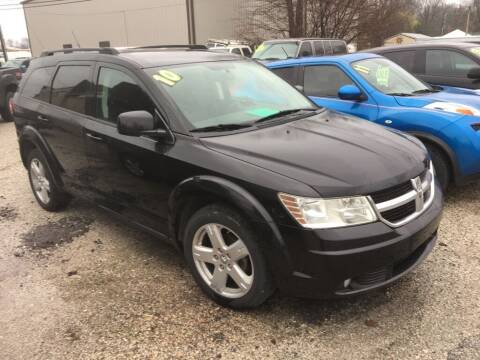 2010 Dodge Journey for sale at G LONG'S AUTO EXCHANGE in Brazil IN