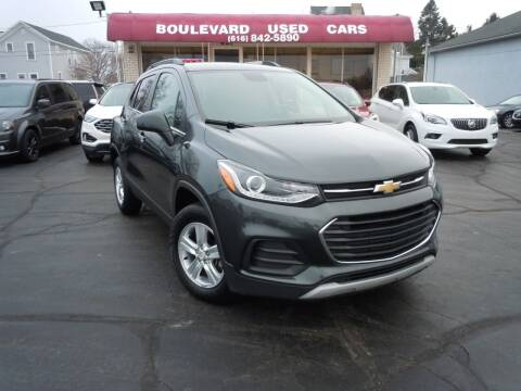 2018 Chevrolet Trax for sale at Boulevard Used Cars in Grand Haven MI