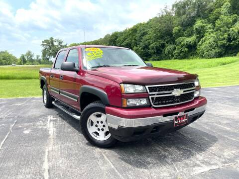 2006 Chevrolet Silverado 1500 for sale at A & S Auto and Truck Sales in Platte City MO