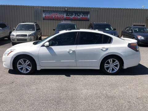 2011 Nissan Altima for sale at Stikeleather Auto Sales in Taylorsville NC