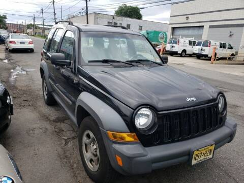 2006 Jeep Liberty for sale at O A Auto Sale in Paterson NJ
