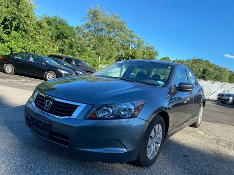 2008 Honda Accord for sale at Royal Crest Motors in Haverhill MA