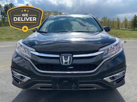 2016 Honda CR-V for sale at Dulles Cars in Sterling VA