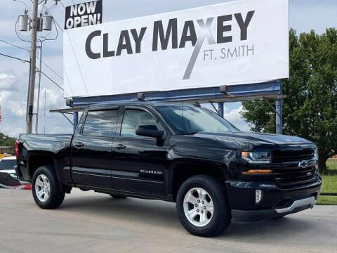 2018 Chevrolet Silverado 1500 for sale at Clay Maxey Fort Smith in Fort Smith AR