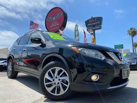 2014 Nissan Rogue for sale at Auto Express in Chula Vista CA