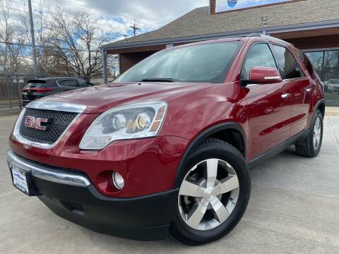 2011 GMC Acadia for sale at Global Automotive Imports of Denver in Denver CO