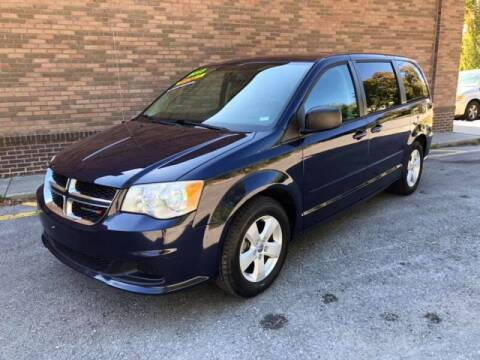 2013 Dodge Grand Caravan for sale at Quick Stop Motors in Kansas City MO
