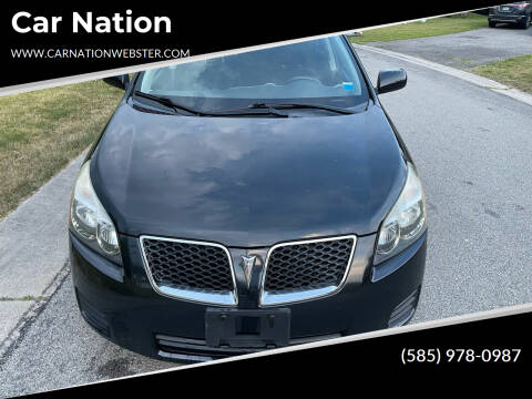2010 Pontiac Vibe for sale at Car Nation in Webster NY