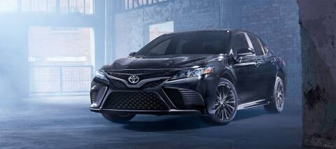 2020 Toyota Camry for sale at Econo Auto Sales Inc in Raleigh NC