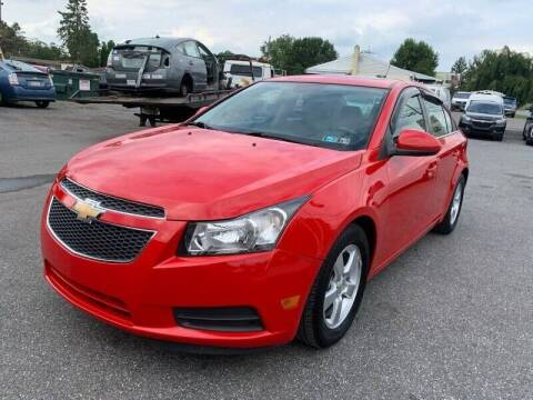 2016 Chevrolet Cruze Limited for sale at Sam's Auto in Akron PA