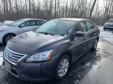 2015 Nissan Sentra for sale at Lighthouse Auto Sales in Holland MI