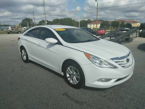 2013 Hyundai Sonata for sale at Kelly & Kelly Supermarket of Cars in Fayetteville NC