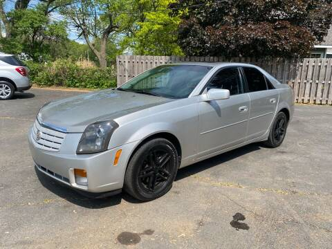2007 Cadillac CTS for sale at Rombaugh's Auto Sales in Battle Creek MI