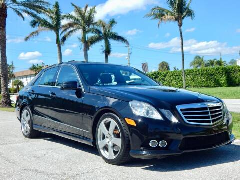 2010 Mercedes-Benz E-Class for sale at VE Auto Gallery LLC in Lake Park FL